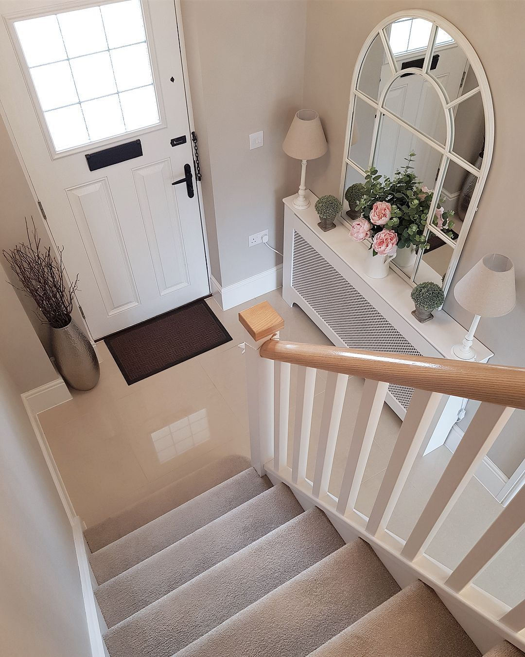 Staircase Ideas For Your Hallway That Will Really Make An: 25 Best Hallway Walls Make Your Hallways As Beautiful As