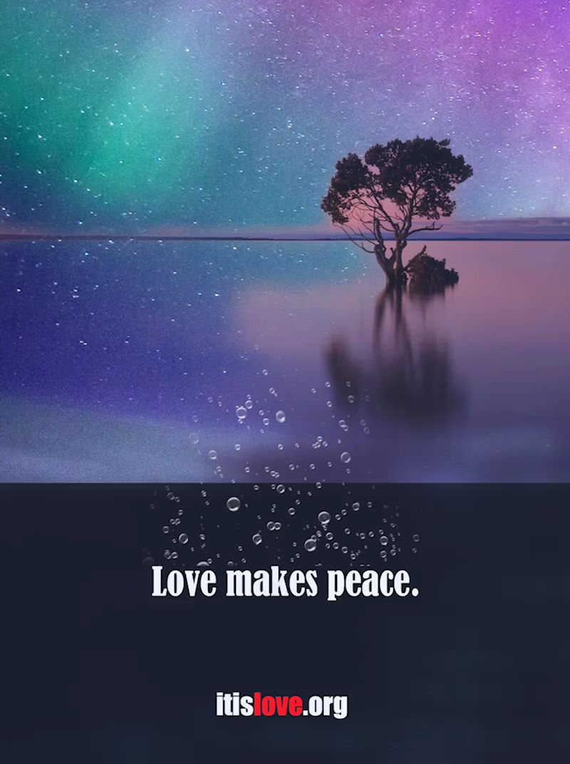Inspirational quotes & art about love
