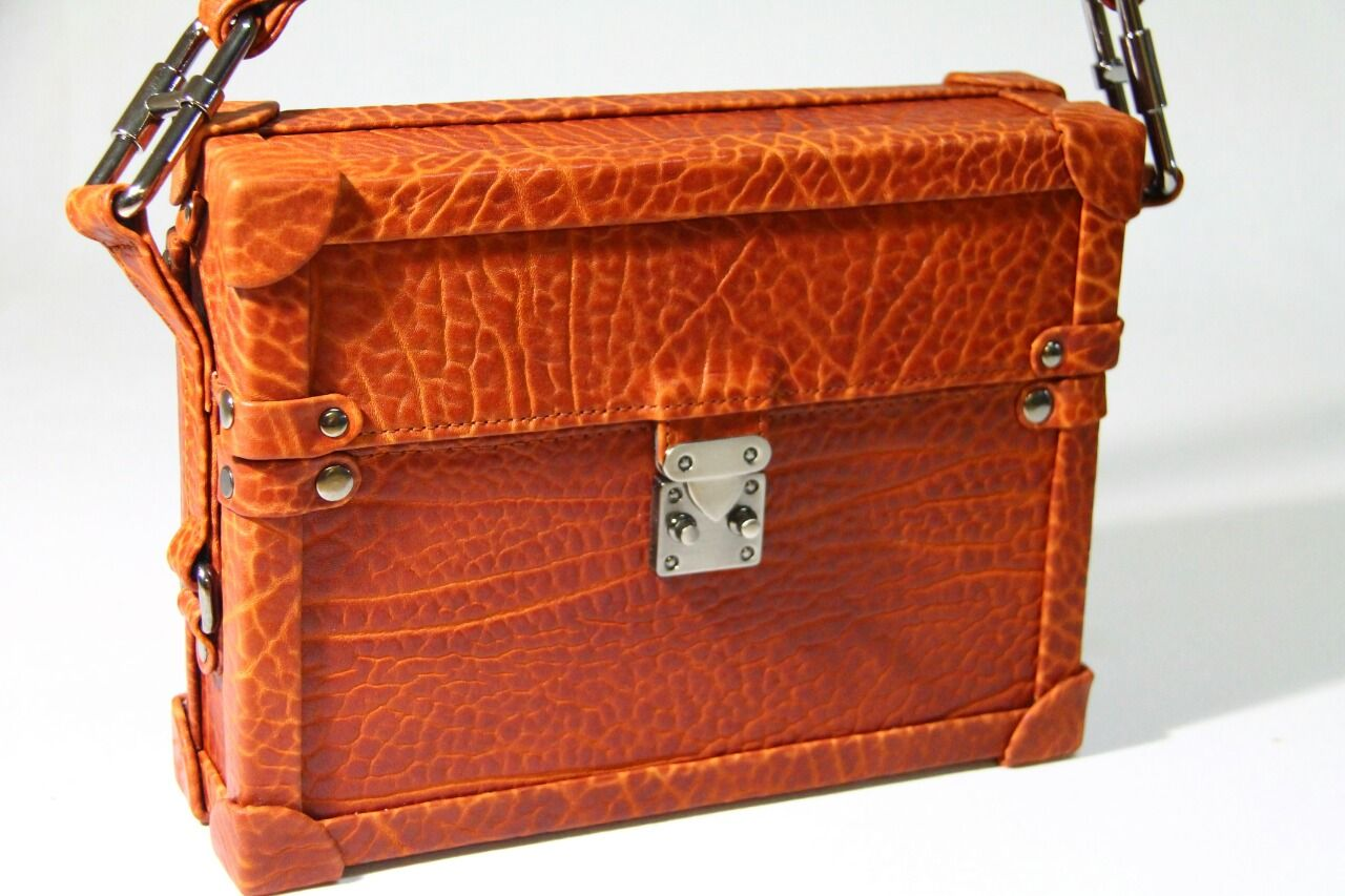 Angel West accessories Collection Spring/Summer 2017 leather Handbags Handmade Designer Konstantin  Kosnitsky