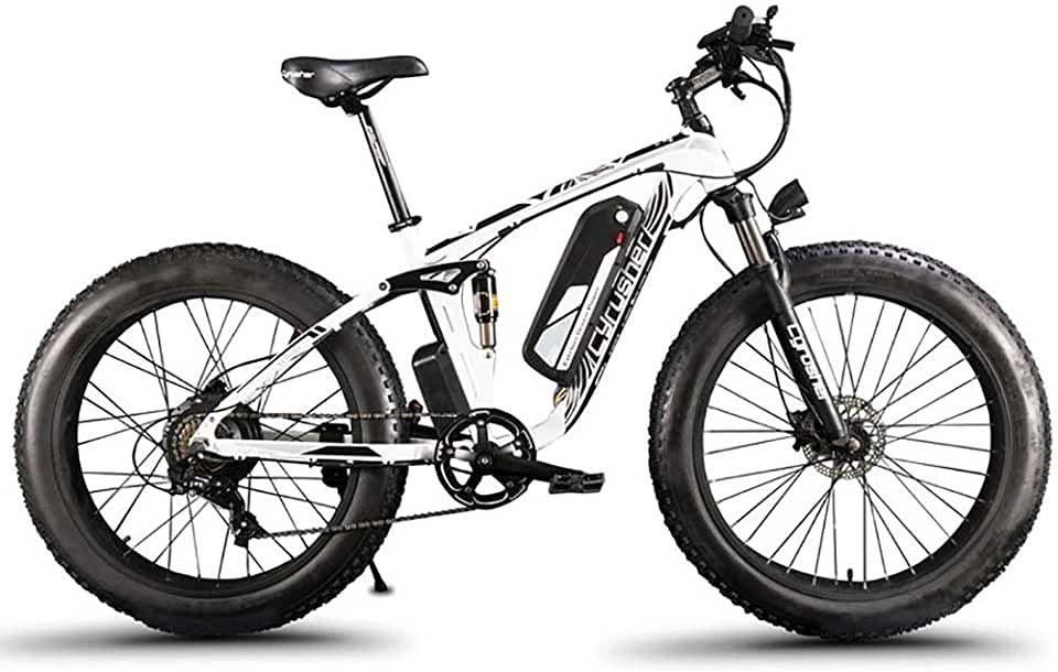 Extrbici Xf800 Elektrisches Mountainbike 1000w 48v 13ah 624wh