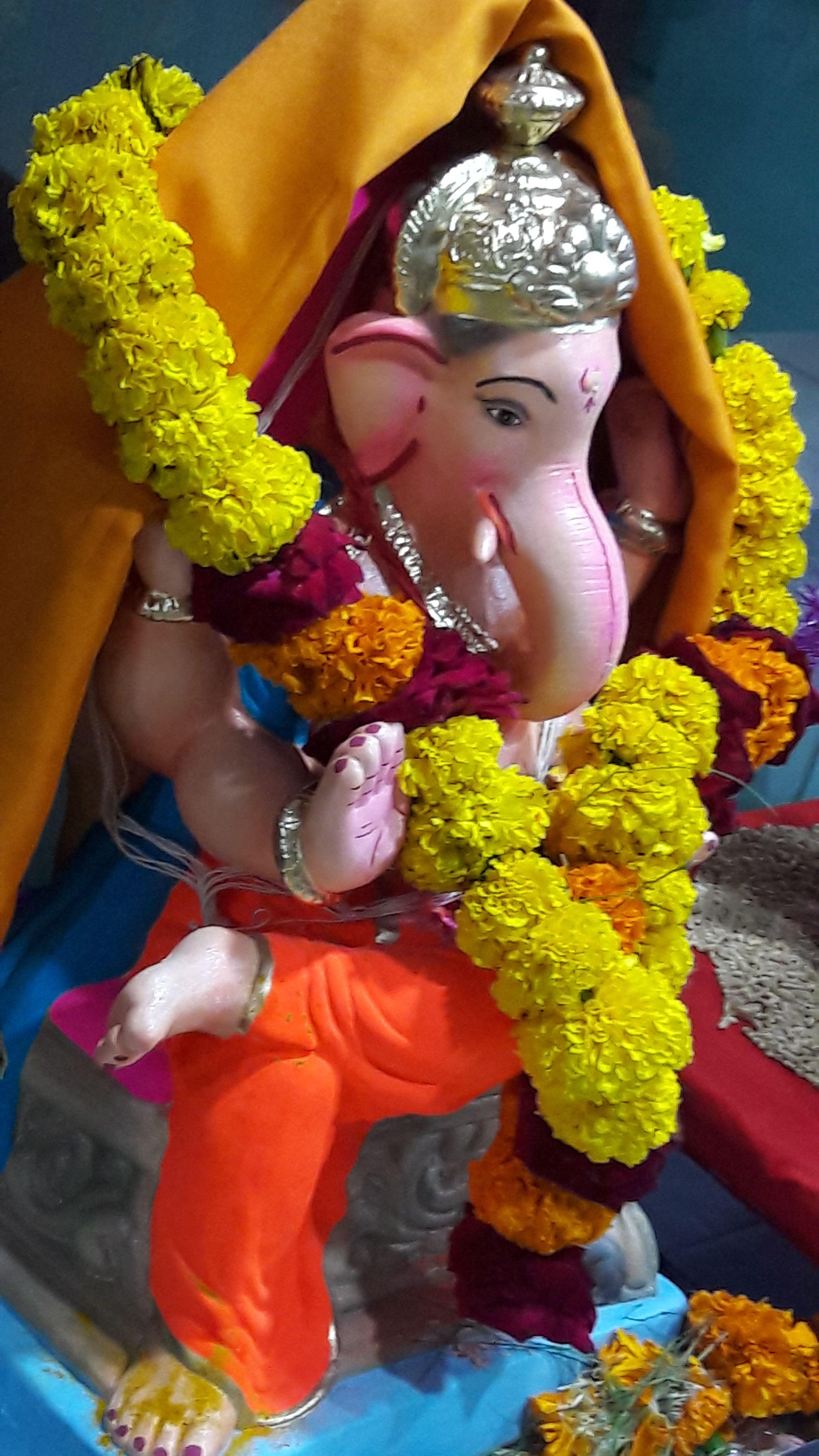 Webmyne Systems celebrates GANESH CHATURTHI May Lord Ganesh protect you and your family and bless you with peace and joy! Happy Ganesh Chaturthi! #GaneshChaturthi #ganpatibappamorya