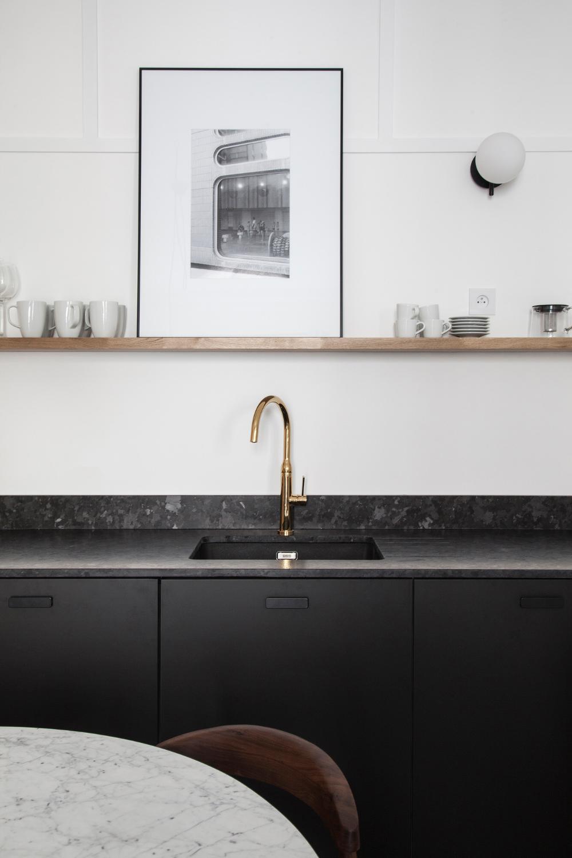 mathurins — Atelier Leymarie Gourdon — Architectes #kücheninspiration mathu...,  #Architectes... #ikeagalleykitchen