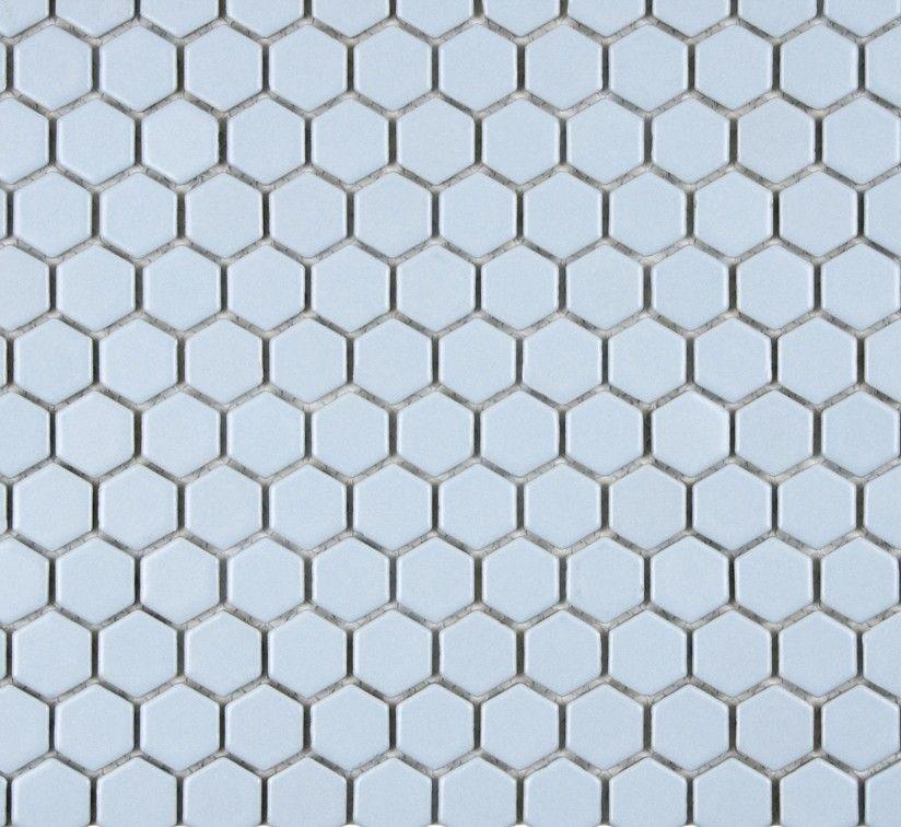 Fireclay Tile Navy Blue Hex Tile Hexagon Tile Bathroom Floor