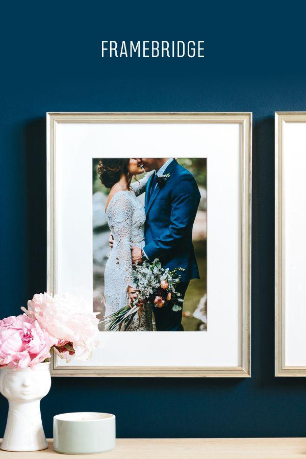 Framebridge makes it easy to custom frame everything you love. Just ...
