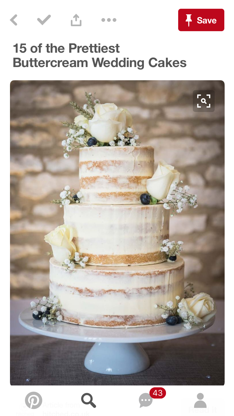 Find This Pin And More On Wedding Cake