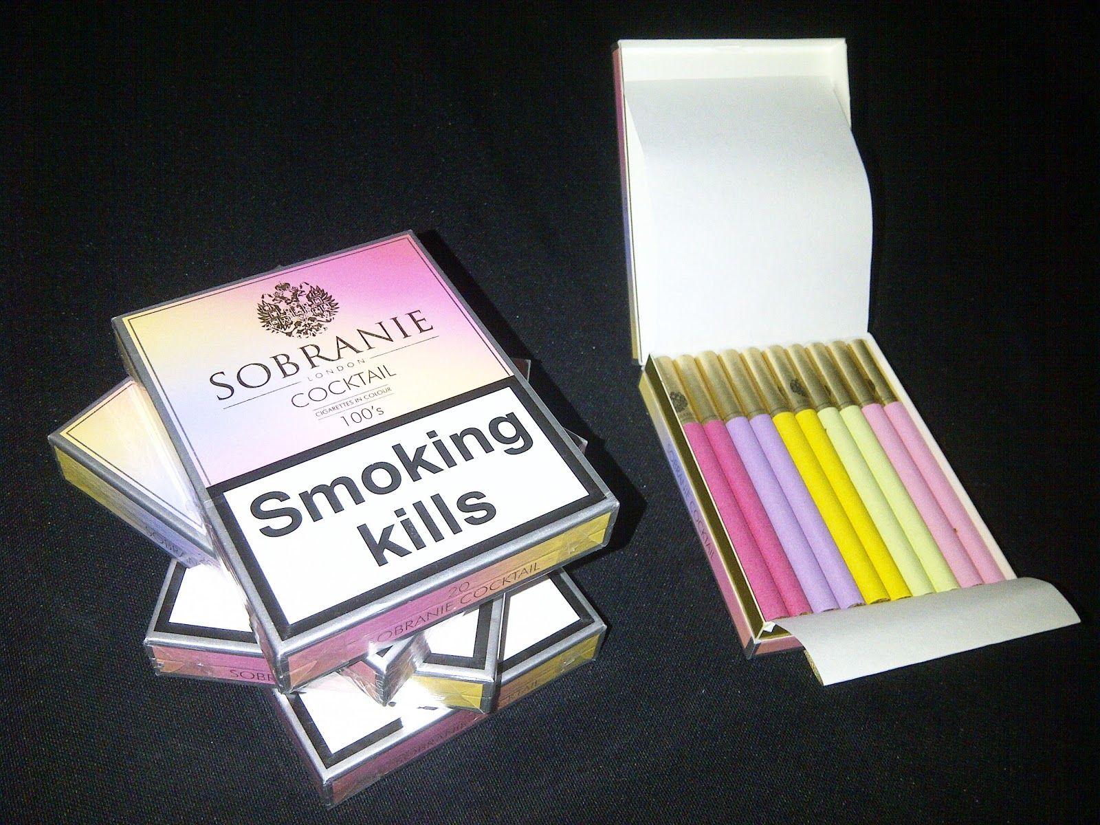 Сигареты собрание виды фото