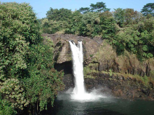 Rainbow Falls - World of Waterfalls #rainbowfalls