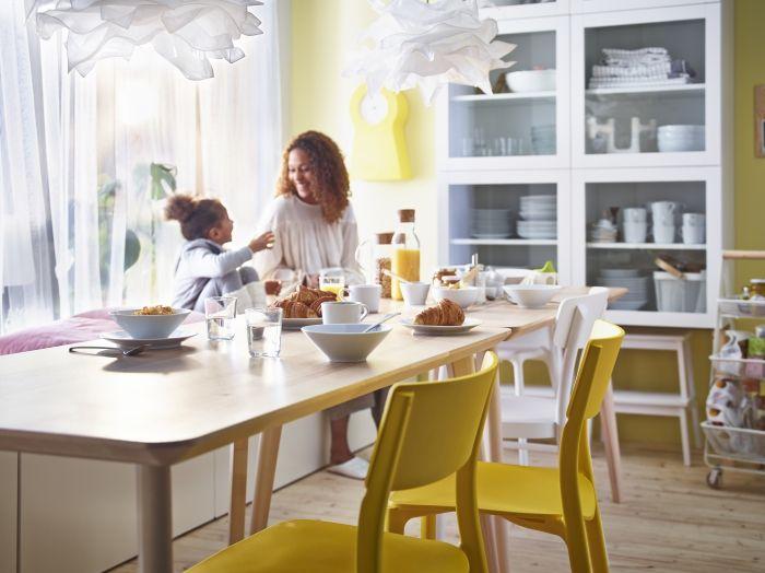 La #colazione è un momento importante della giornata, goditela in famiglia e lasciati ispirare dal nostro #catalogoIKEA 2016. #gustatilavita