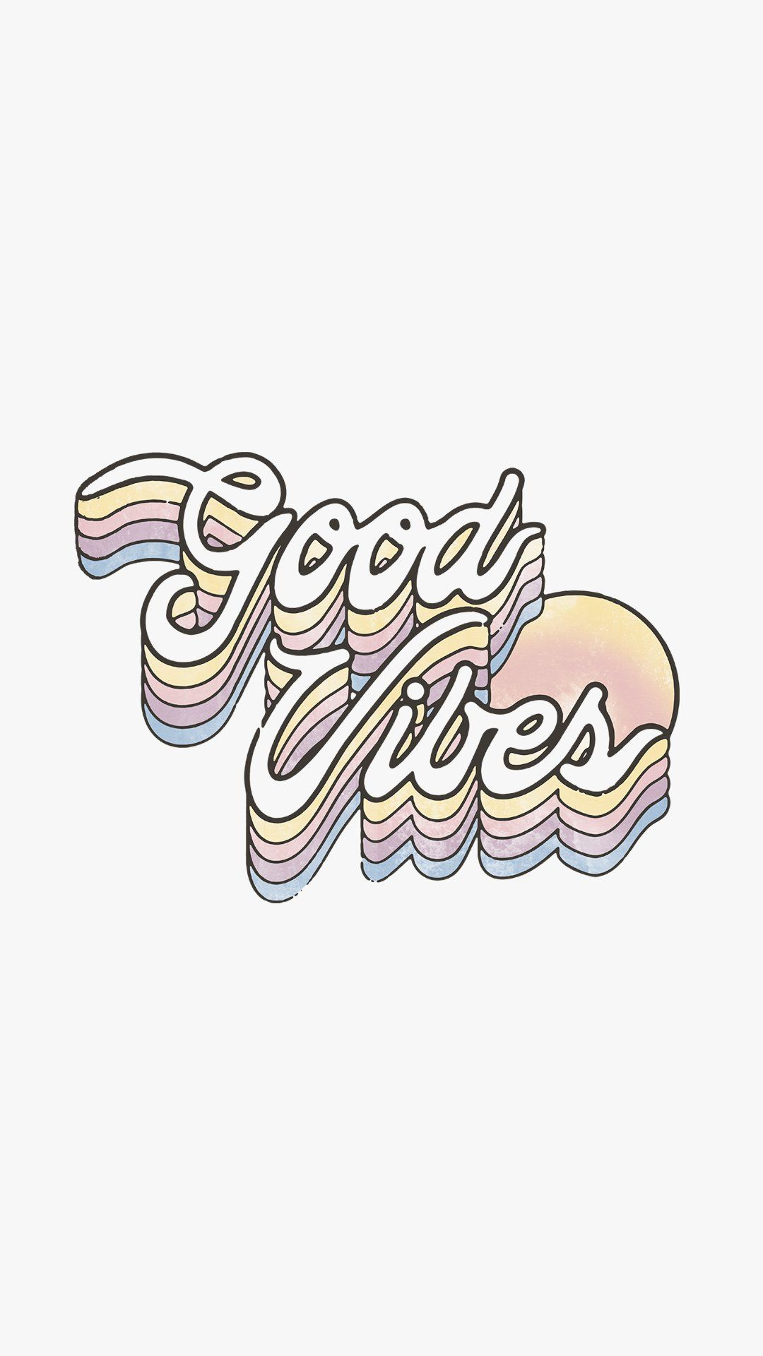 Instant Vibes Download Our Weekly Wallpaper January 18 Good Vibes Wallpaper Cute Wallpapers Wallpaper Iphone Cute