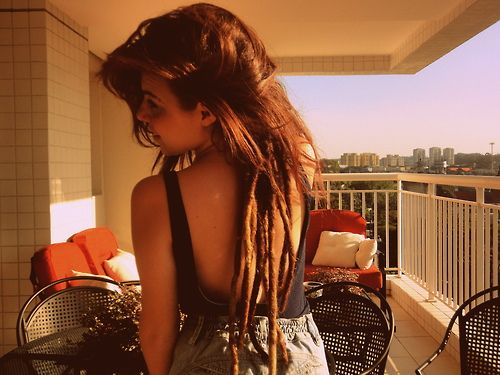 Tumblr Coiffure et beauté, Cheveux et Dreads
