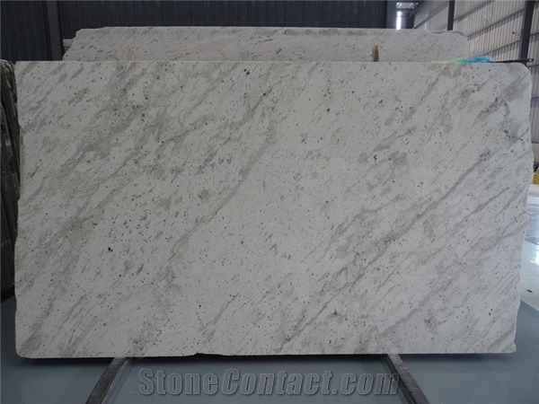 Own Factory Best Price Andromeda White Sri Lanka White Bianco Andromeda White Lanka Crystal Lanka Dambulla White Grani Wall Cladding Granite Slab White Granite