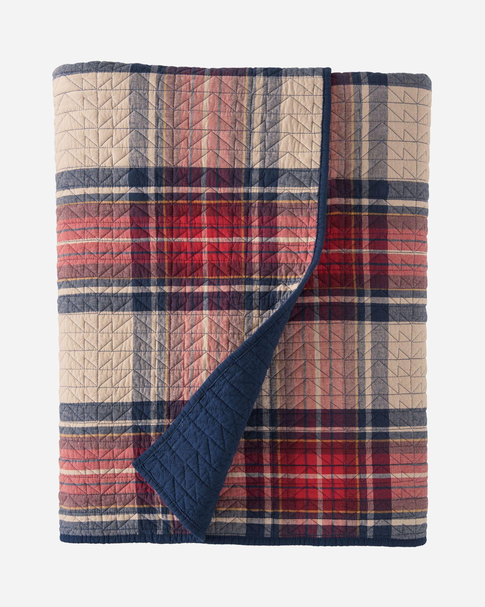 Vintage Dress Stewart Coverlet In 2020 Cotton Quilt Set Patchwork Quilts Quilted Bedspreads