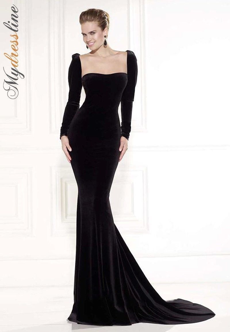 630af0fa2ad Tarik Ediz 92521 Evening Dress ~Lowest Price Guaranteed~ Authentic