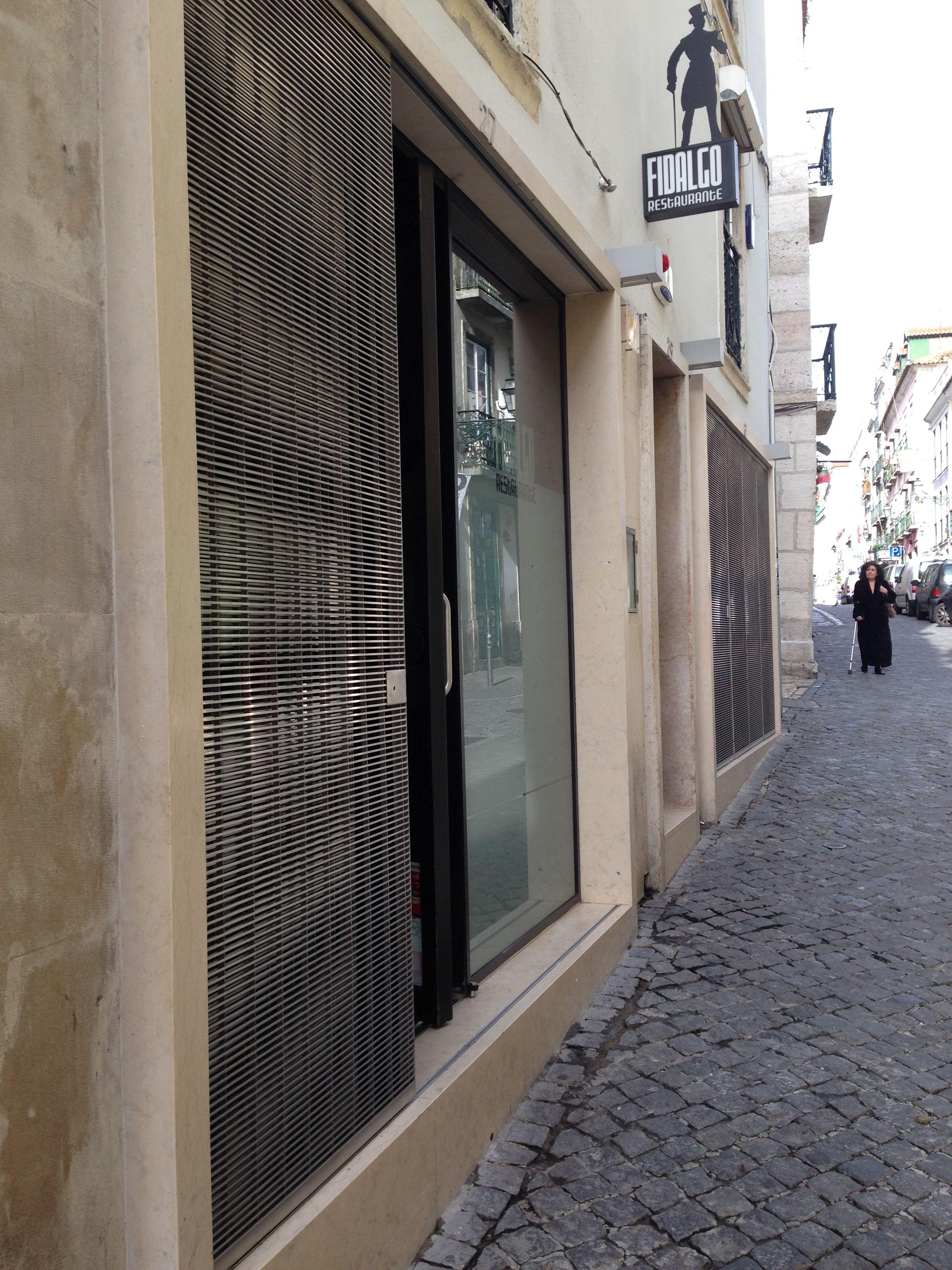 EUROSLOT Restaurante Fidalgo