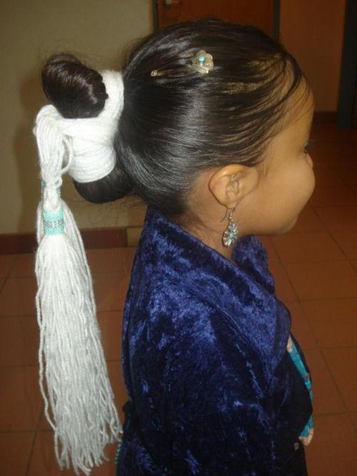 My Favorite Bun Native American Beauty Bun Hairstyles Native American Peoples