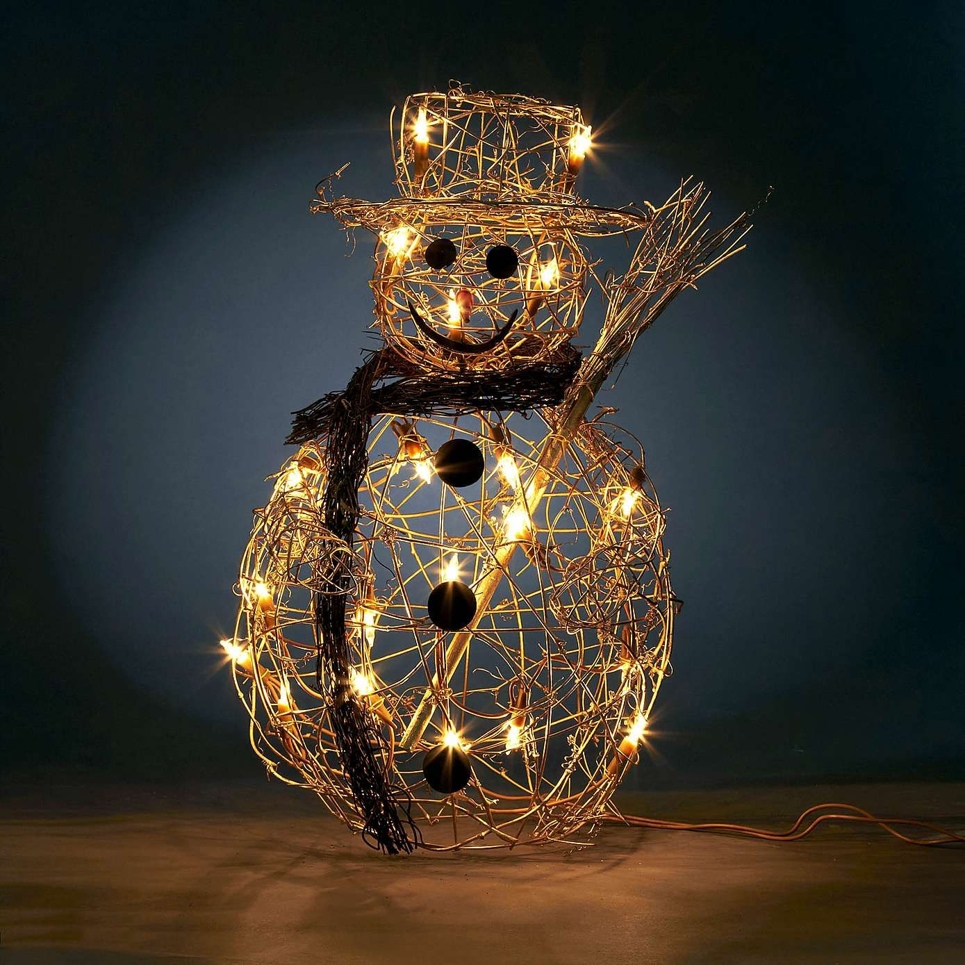 Christmas LED Light Up Snowman | Dunelm & Christmas LED Light Up Snowman | Dunelm | Christmas decorations ... azcodes.com