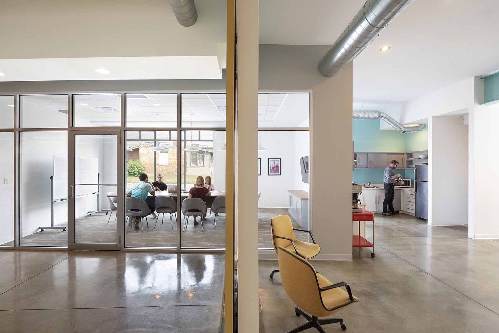 A Look Inside Pivot Marketing's New Indianapolis Office ...