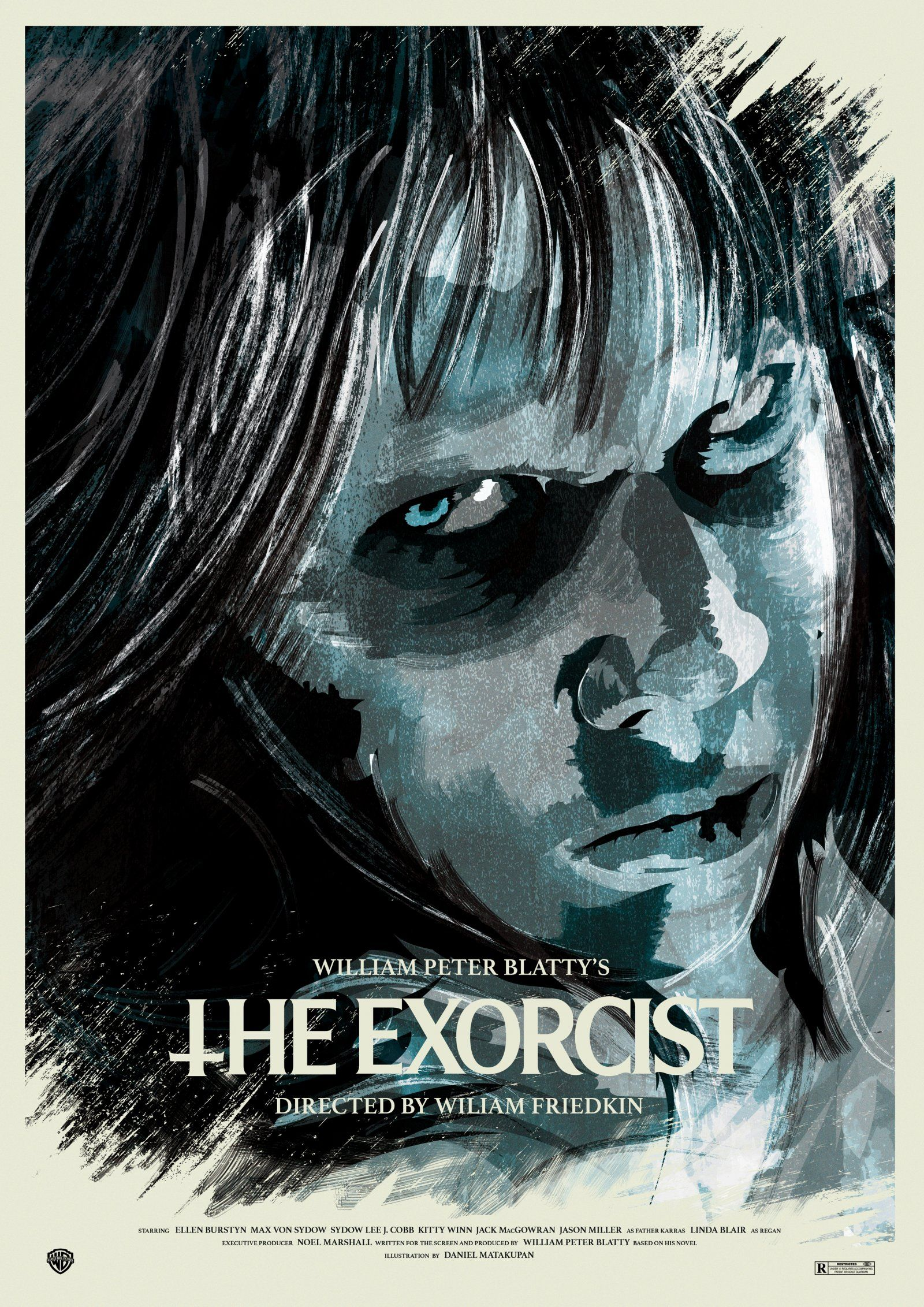The Exorcist 1973 Hd Wallpaper From Gallsourcecom El