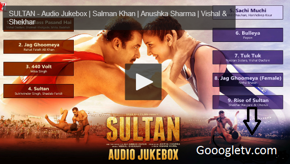 watch Sultan Movie All Songs Dailymotion youtube online