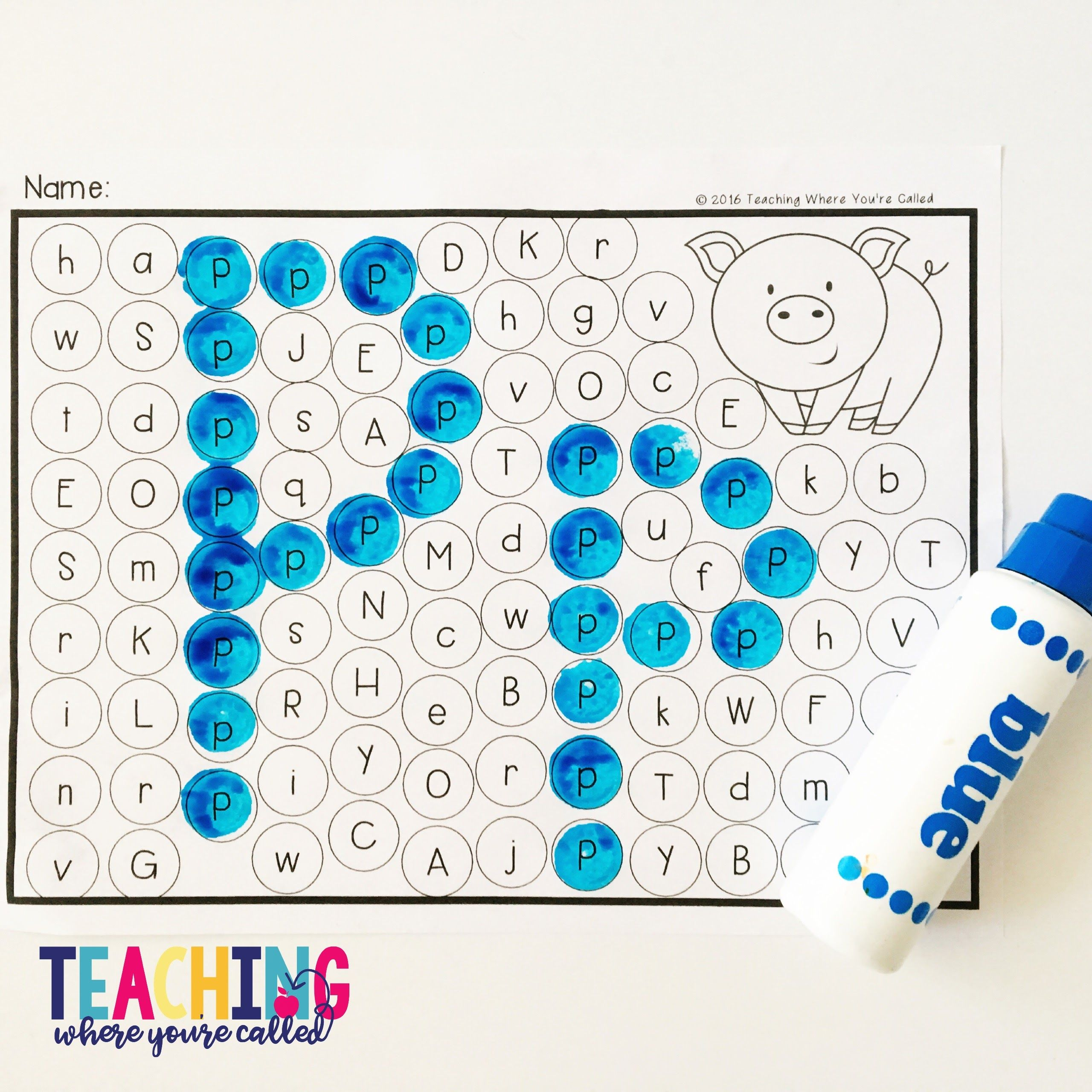 7 Different Ways To Use Dot Markers