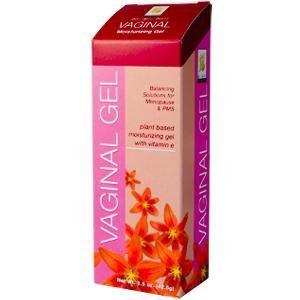 At Last Naturals Vaginal Moisturizing Gel with Wild Yam 1 5