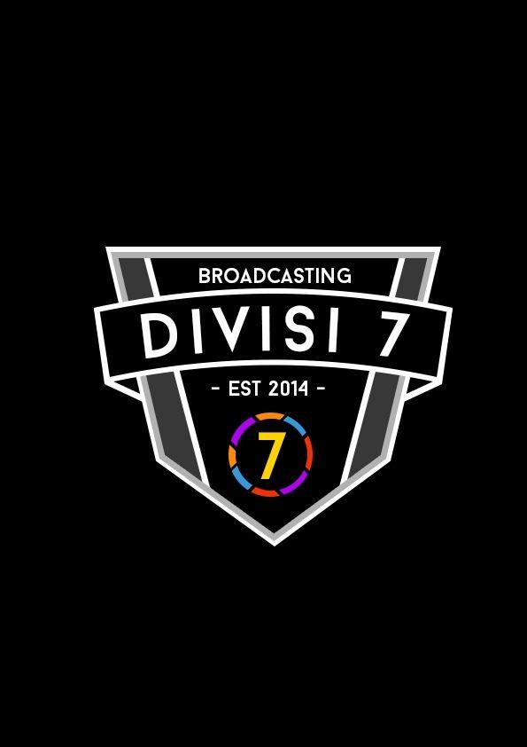 Broadcasting Divisi 7 - Logo | Kreavi.com