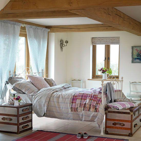 Restful Country bedroom