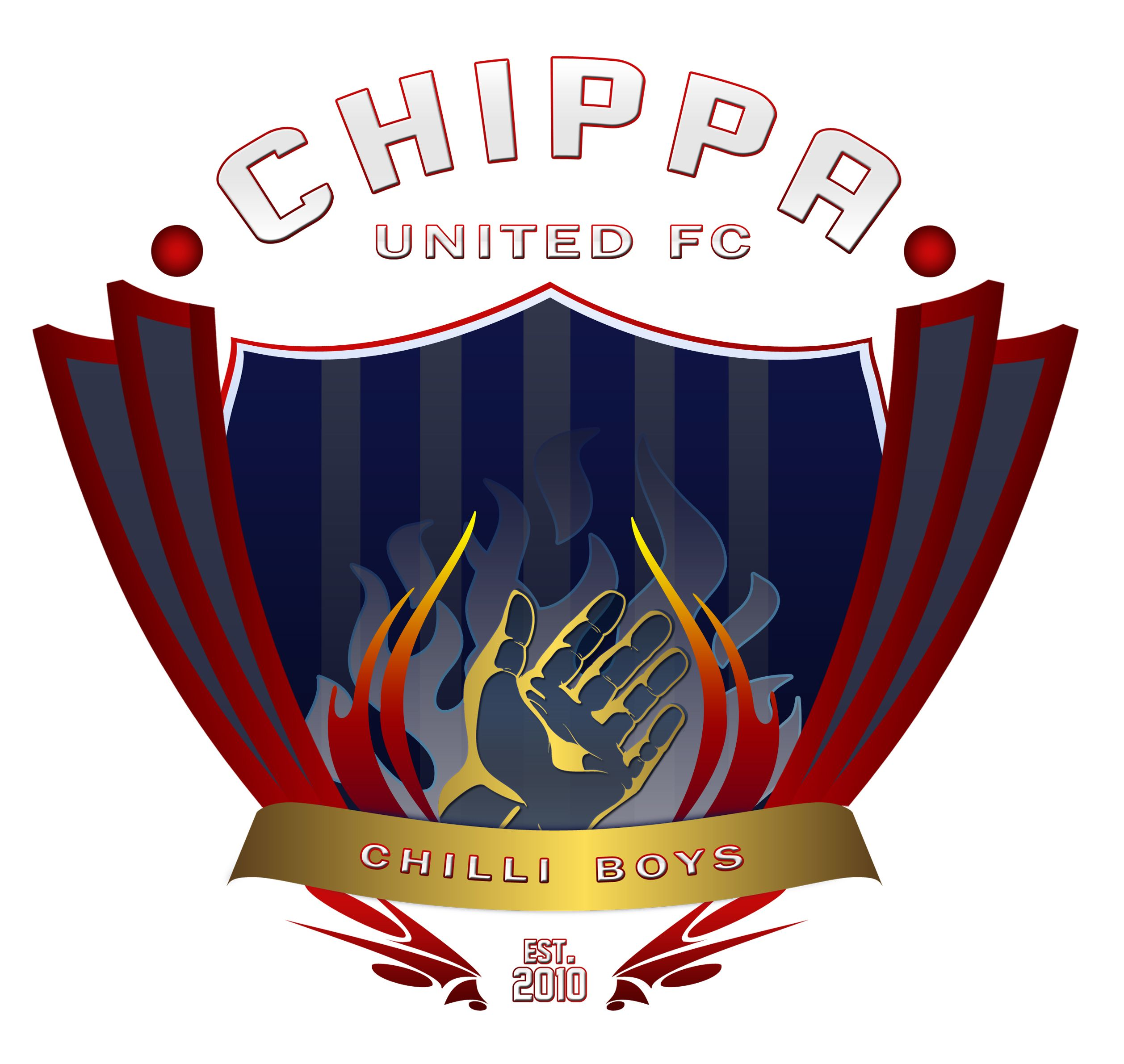 http//www.diskivoice.co.za Chippa United New Logo Team