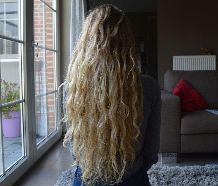 How I keep my long hair healthy!!