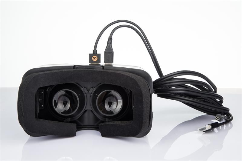 bd6b73b7a18d ... model directly from China cardboard standee Suppliers  DeePoon virtual  reality glasses with Samsun AMOLED display full hd 75 hz IMAX compatible