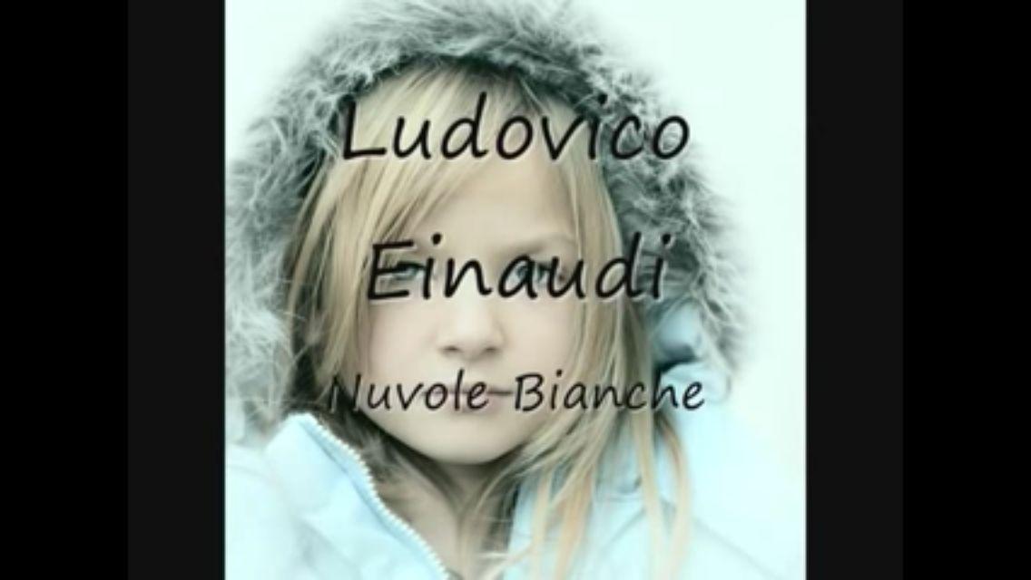 Nuvole bianche je jedna z mých oblíbených skladeb na klavír :-)