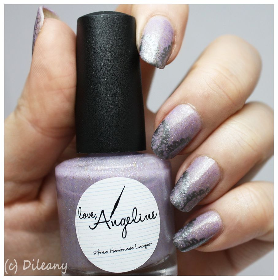 Dile Nails: Love Angeline