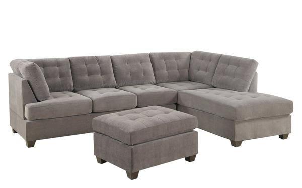 Sectional With Ottoman Angolo 1 Modern Sectional With Ottoman Sofamania Com Tufted Sectional Sofa Sectional Sofa Couch Couch With Chaise