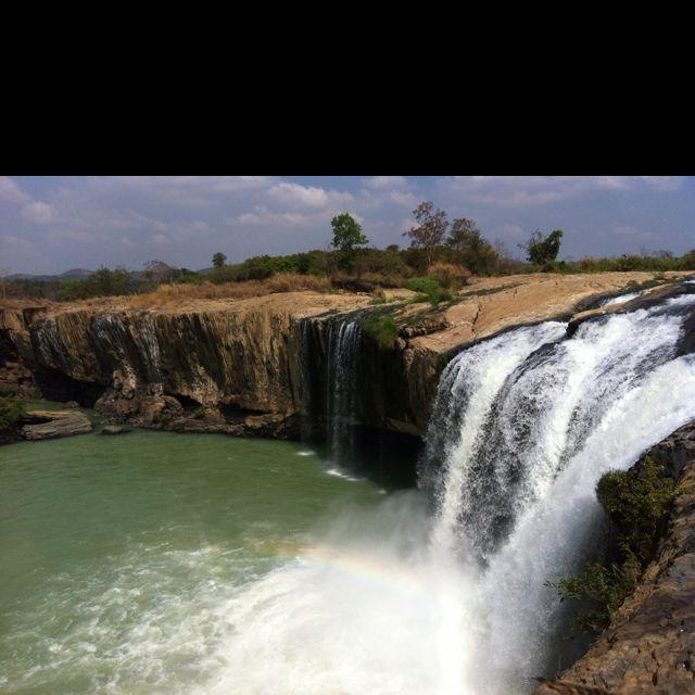 Dray Sap waterfall - Dak Nong - Vietnam