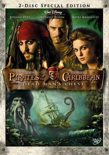 Captain Jack Sparrow 2 Pirates Of The Caribbean Orlando Bloom Johnny Depp
