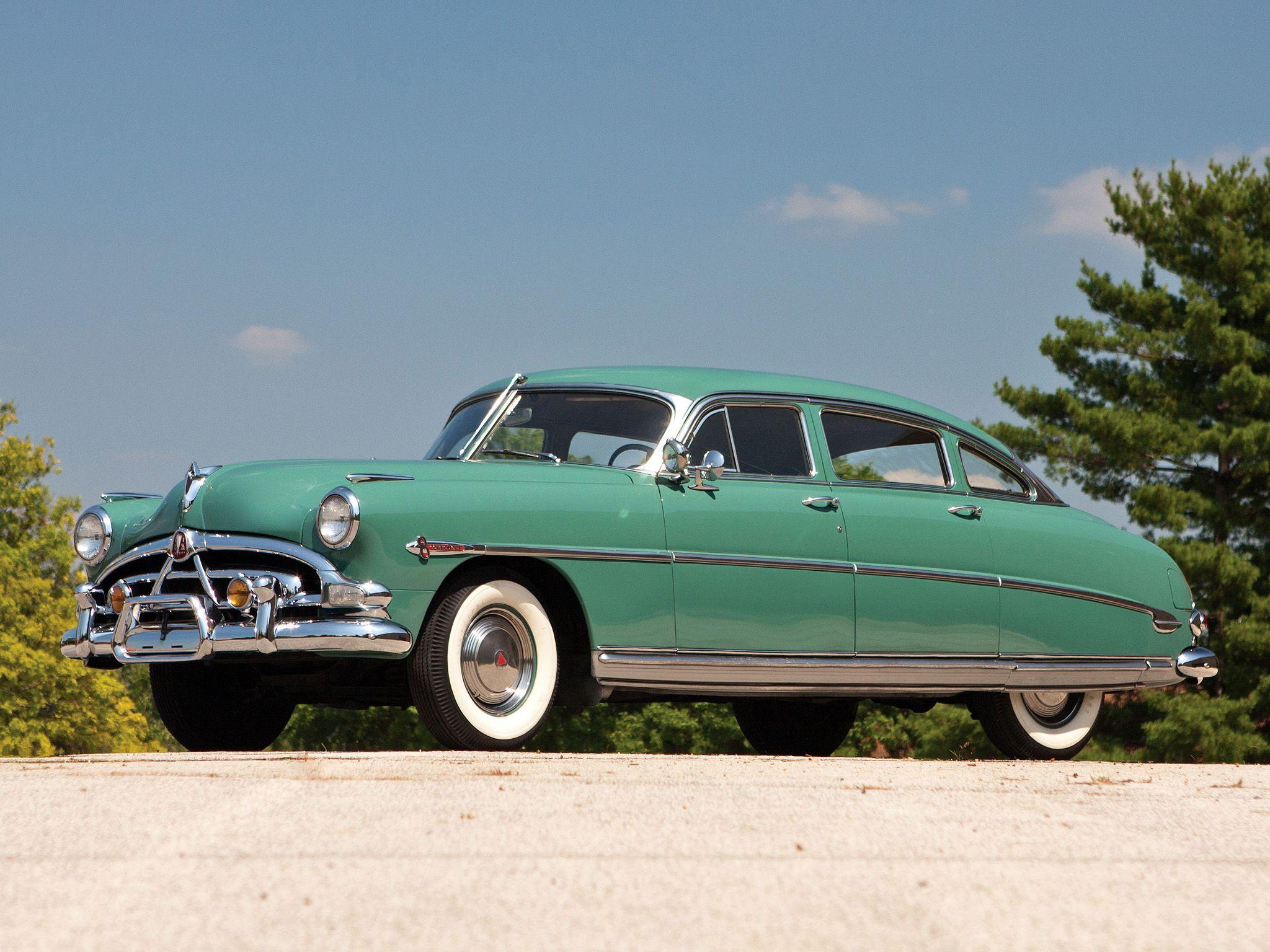 1952 hudson commodore 8 sedan classic automobiles hudson rh pinterest com