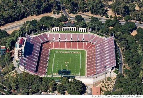 Stanford Stadium Stadium Sports Stadium Stanford Football