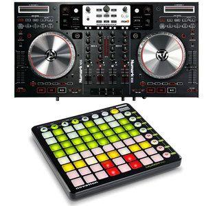 Numark NS6 4-Channel Digital DJ Controller & Mixer w