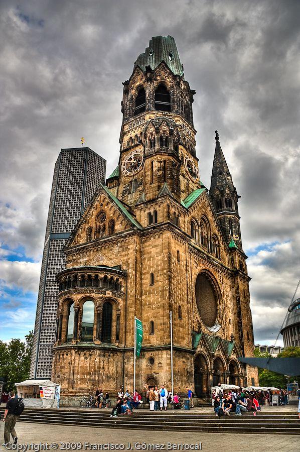 Gedächtniskirche Berlin germany, Germany