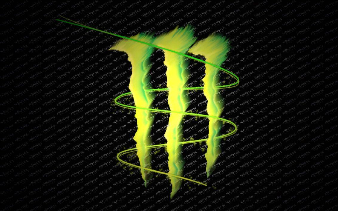 Monster Energy by ~libulik94 on deviantART | Monster energy | Pinterest