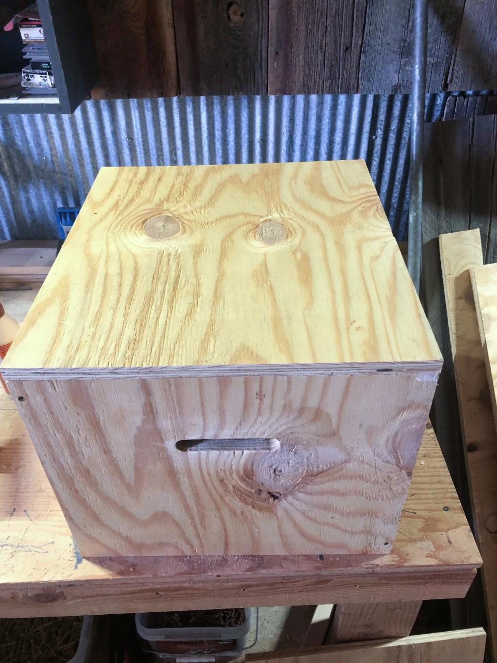 DIY Wooden Plyo Boxes in 2020