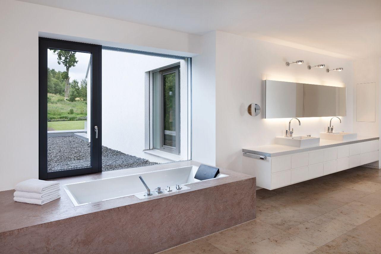 Neubau wh i oberpfalz 2012 waschbecken badezimmer for Bad ideen neubau