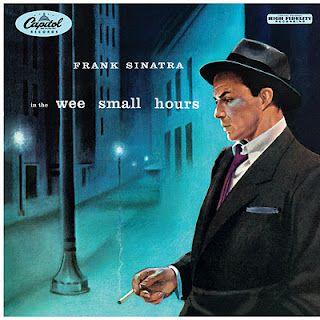 Mil E Um In The Wee Small Hours Frank Sinatra 1955 Cover Capas De álbuns Album