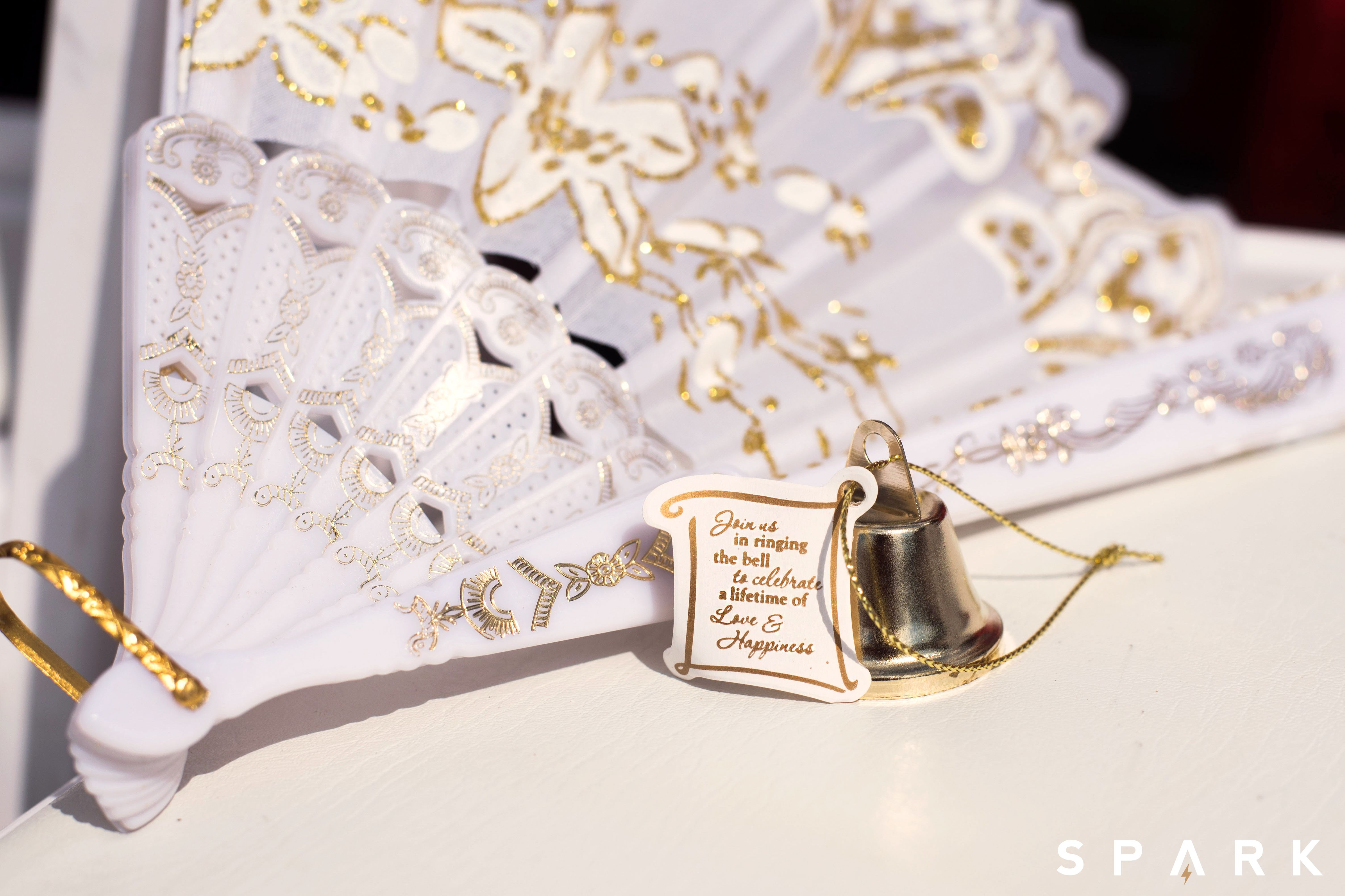 Join us in ringing the bell to celebrate a lifetime of love and ...
