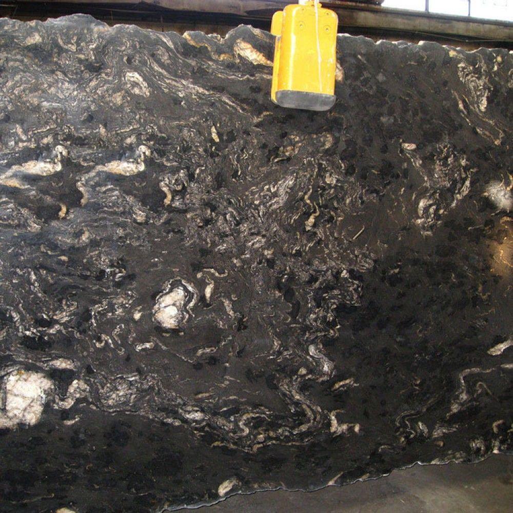 Brazilian Black Titanium Cosmic Black Granite Slab China Supplier Stone2buy Com Black Granite Slab Granite Slab Black Granite