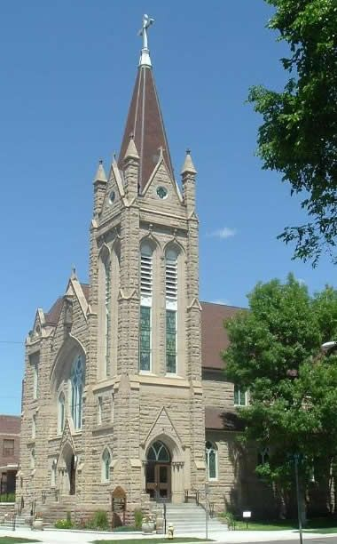 Montana St Ann S Catholic Cathedral In Great Falls Mt From Your Trinity Stores Crew Great Falls Montana Church Architecture Old Catholic Church