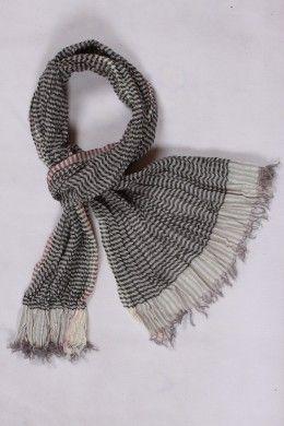 Chèche pur coton à petits carreaux gris et noir   Chèche homme ... 1f7a5501c5a