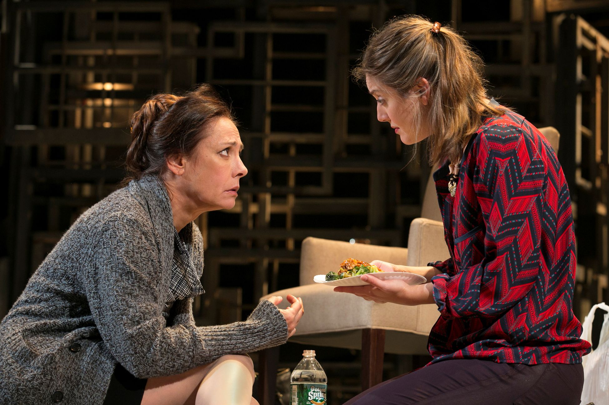 Tony Nominee Laurie Metcalf And Her Real Life Daughter Zoe