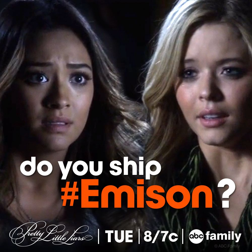 no i feel like alison is acting all on her part. but if alison is being 100% honest then YES I WOULD LOVE IT SO MUCH