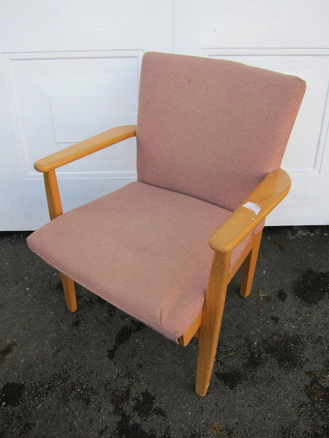 Genuine Vintage Parker Knoll Chair 733 4 Available For